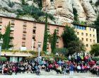 La visita a Montserrat de l'alumnat de 2n enceta el calendari de sortides del Pla de les Moreres