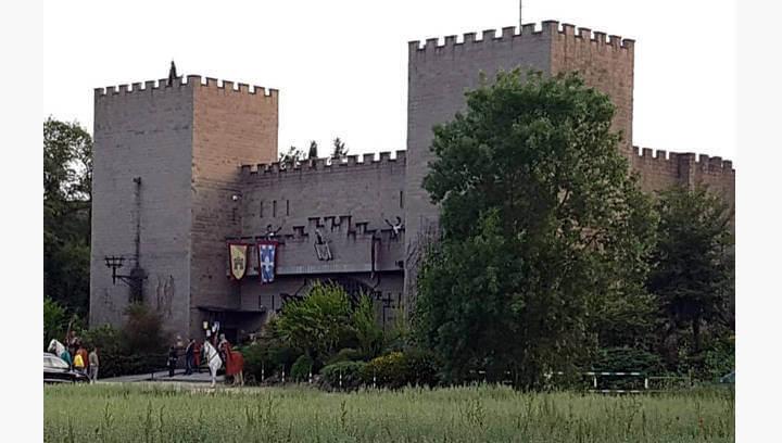 Sortida Prenadal de l'AAVV del Barri Bonavista al Castell Medieval Comte de Valltordera