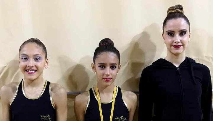 Destacable competició pel CG Ballerina a la II Fase Copa Base Individual i III Fase Copa Catalana de Conjunts