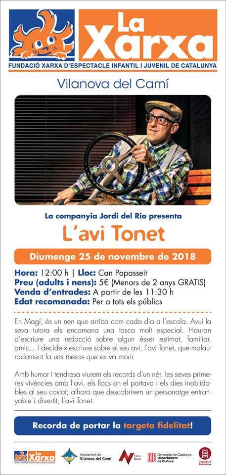 Xarxa l'avi Tonet (2)