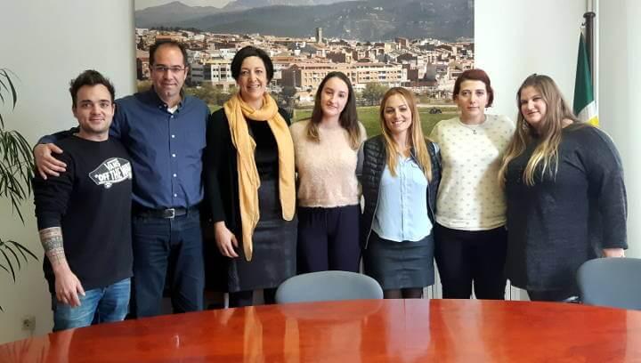 L'Ajuntament de Vilanova contracta 3 persones en pràctiques dins el Programa de Garantia Juvenil