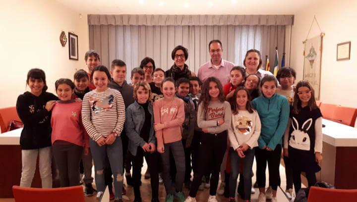 Les cooperatives de 5è de l'Escola Joan Maragall comencen a funcionar