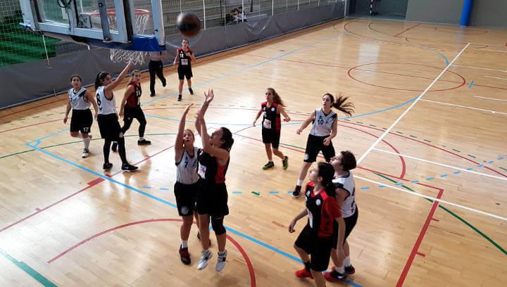 Positiu cap de setmana amb dues victòries i una derrota per els equips femenins del club Bàsquet Endavant