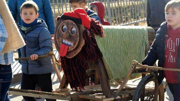 En Miquel Sayavera torna per Nadal i anima als infants a buscar novament el Tió de Vilanova del Camí | ÀUDIO