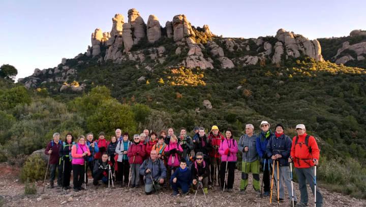 La Colla gaudeix d'una excursió a la muntanya màgica i es prepara per la cita de diumenge, amb la festa del pessebre i el tió