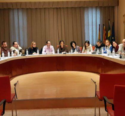 L'Ajuntament de Vilanova del Camí celebrarà el proper dilluns la primera sessió ordinària de 2019