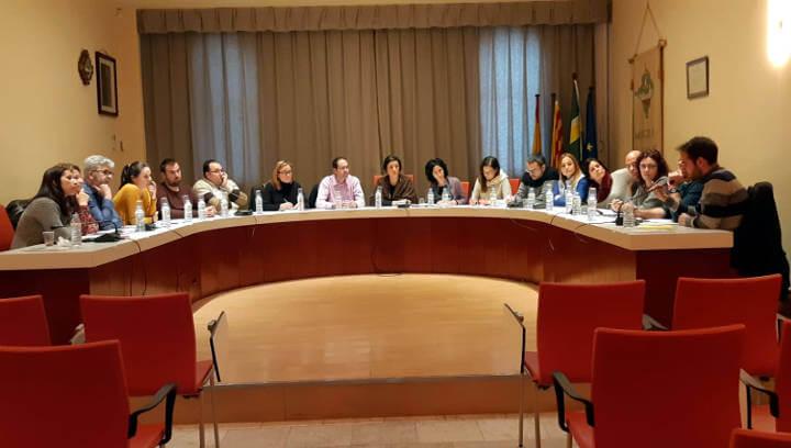 El Ple de Vilanova del Camí celebrarà dimecres una sessió extraordinària