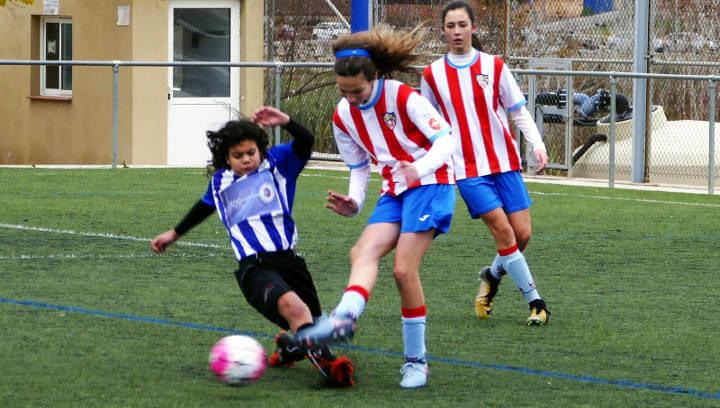 Gran èxit de la primera edició Women's Cup de futbol infantil del CE Anoia