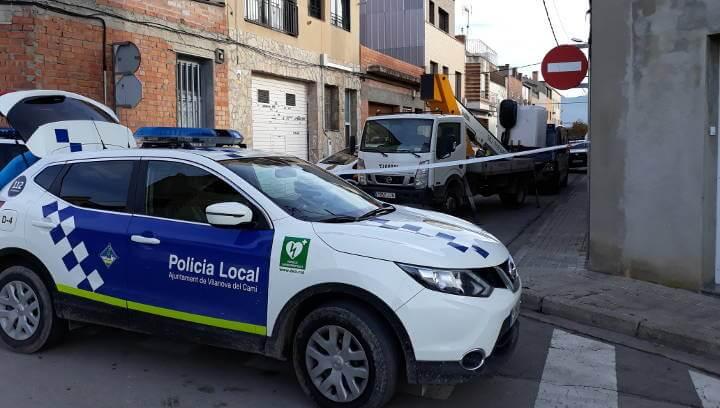 Dos detinguts per tràfic de drogues en una operació de la Policia Nacional en col·laboració amb Policia Local vilanovina