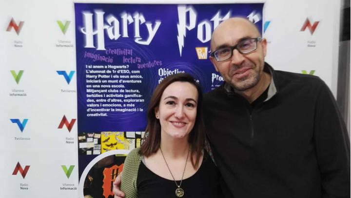 Un Simposi d'Aprenentatge selecciona un projecte de l'institut que fomenta la lectura a partir de les aventures de Harry Potter | ÀUDIO
