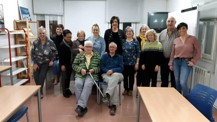 L'Ajuntament agraeix la tasca altruista de les persones voluntàries de Serveis Personals