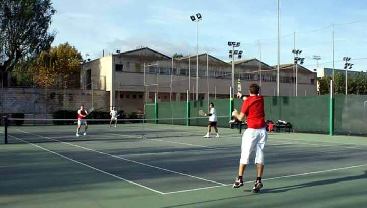 El Club Tennis Vilanova disputarà les finals del Campionat de dobles, dissabte a Can Titó