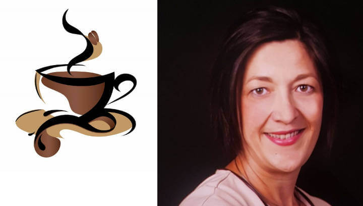 L'alcaldessa Noemí Trucharte proposa un cafè per intercanviar impressions amb la ciutadania