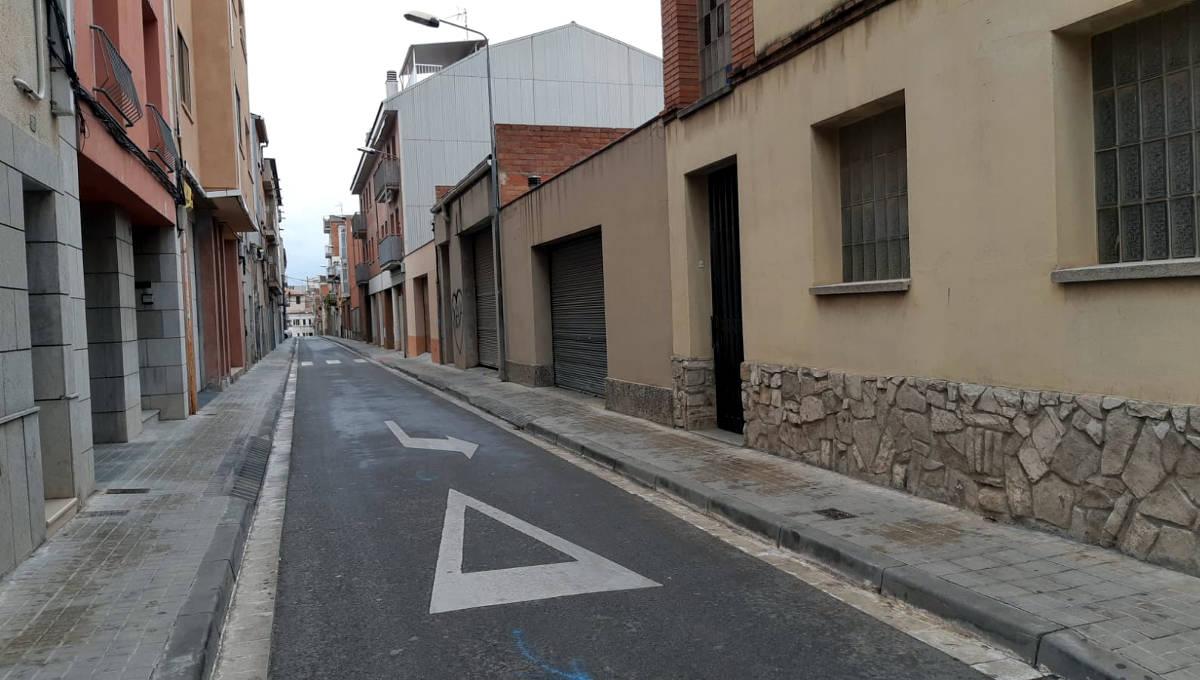 AVÍS | El carrer Nou es tallarà al trànsit fins dilluns