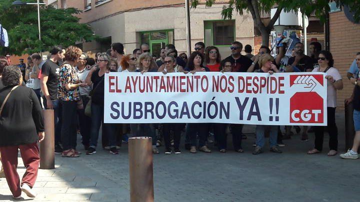 COMUNICAT DE PREMSA | La justícia determina que la subrogació de les dones de la neteja era possible