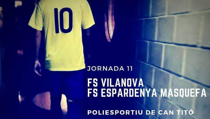 Partits clau per a l'ascens del primer equip del FS Can Titó Vilanova del Camí