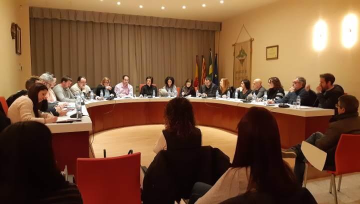 Es confirma en seu plenària la sortida dels regidors de VV del govern local | VÍDEO