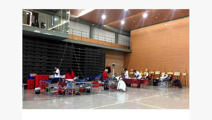 L'acapte especial de gener a Vilanova del Camí suma 32 noves donacions de sang i 8 de plasma