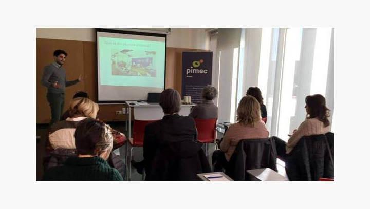 Vilanova del Camí acull una jornada organitzada per PIMEC sobre l'aplicació de la comunicació en les empreses