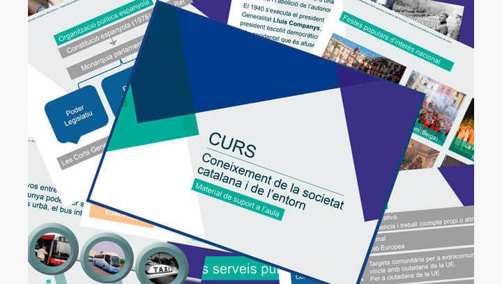 Un nou curs facilitarà eines d'acollida i per fer tràmits d'estrangeria a Vilanova del Camí