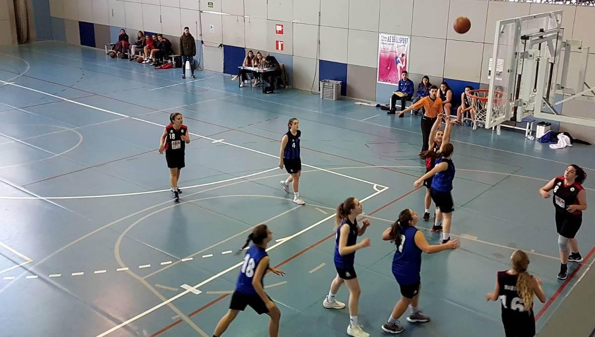 Primera victòria de la segona fase del júnior masculí Bàsquet Endavant Vilanova i derrotes dels equips femenins