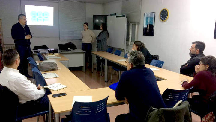 7 entitats participen en el Projecte de suport municipal a la gestió de les entitats esportives de Diputació de Barcelona