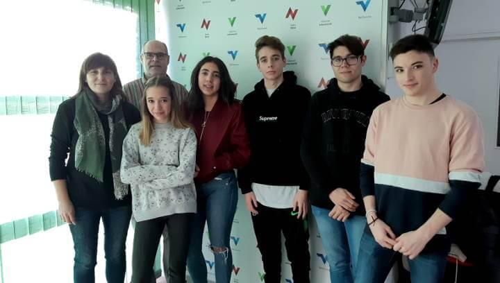 L'Institut Pla de les Moreres present a la 3a edició de l'Anoia Tast-Tech | ÀUDIO