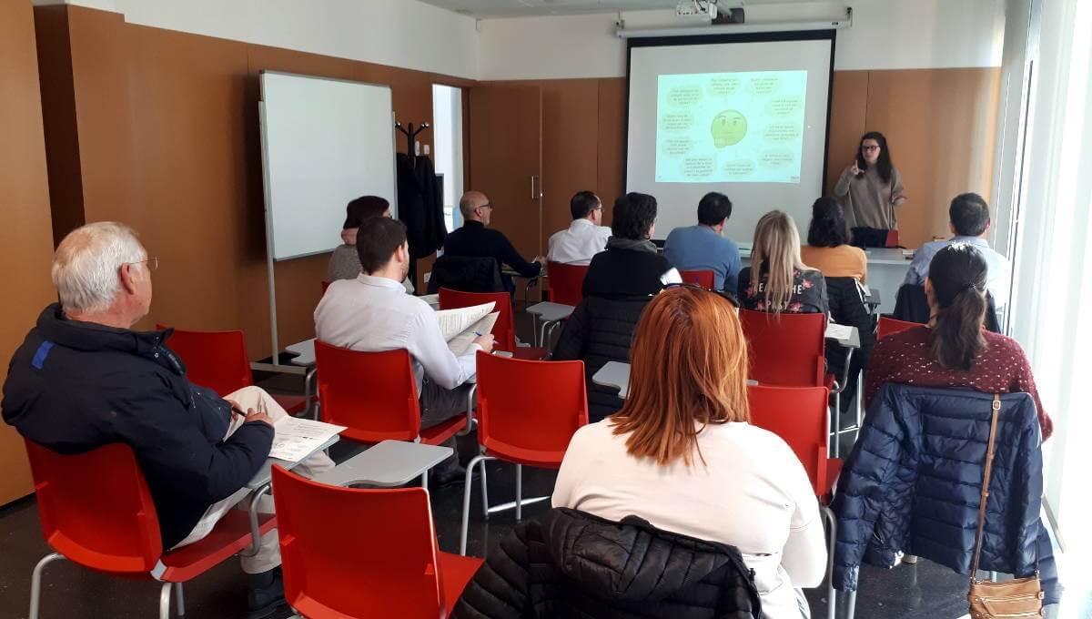 Inici dels cursos destinats a emprenedoria i empreses amb una sessió de formació per a autònoms
