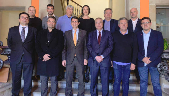 El Consorci de la Zona Franca torna a mirar cap a la Conca d'Òdena i reafirma l'aposta per desenvolupar-hi projectes empresarials