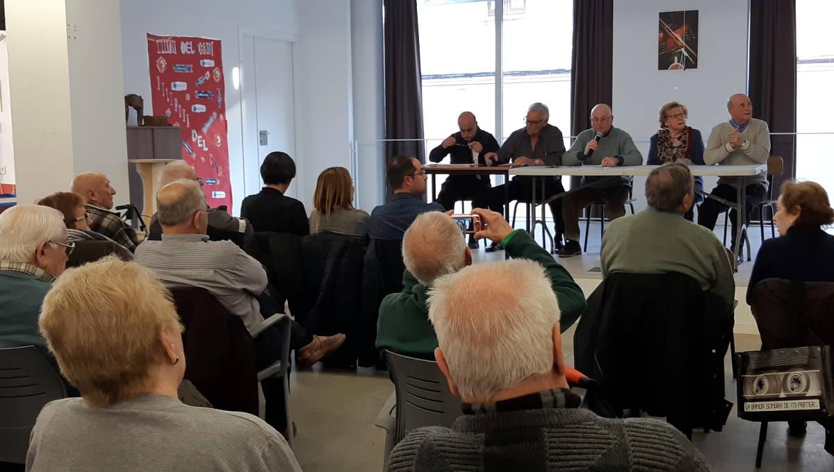 Un lluït espectacle en clau local tanca els actes del Dia del Soci de l'Associació de Pensionistes i Jubilats | FOTOS