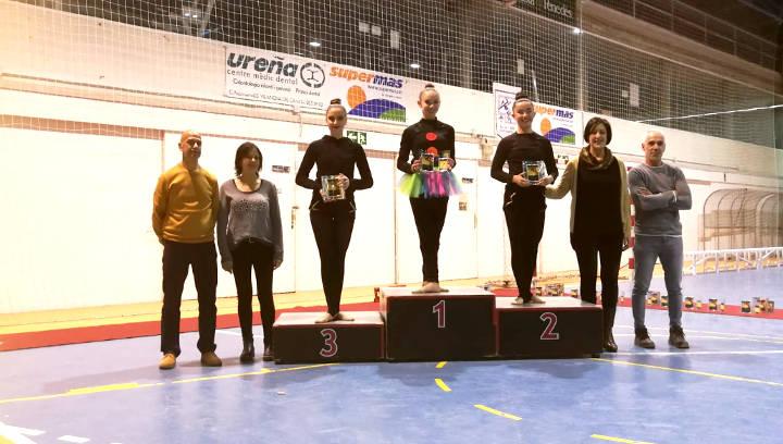 El CG Ballerina organitza el Vè Trofeu de Carnaval de Gimnàstica rítmica a Vilanova del Camí