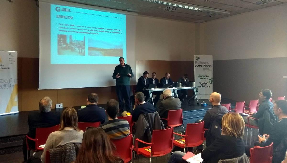 L'Associació Polígons dels Plans aposta l'eficiència energètica i el consum fotovoltaic