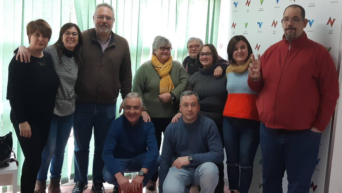 Ràdio Nova trenca prejudicis amb l'estrena de Positiva-Ment Ràdio de la mà de l'Associació Salut Mental Anoia | ÀUDIO i FOTOS