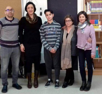 L'Escola Marta Mata incorpora un nou alumne en pràctiques del Projecte Morera