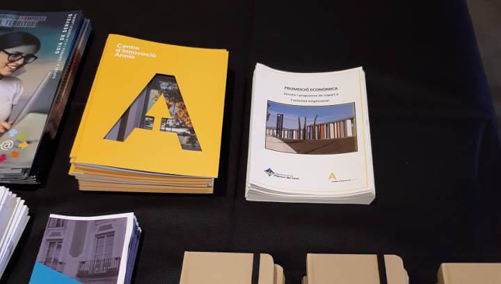 La Xarxa Anoia Emprèn participa a la tretzena edició de Fira Futur