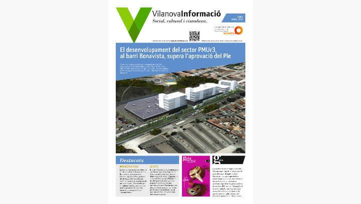 BUTLLETÍ Vilanova Informació n.282 Març 2019