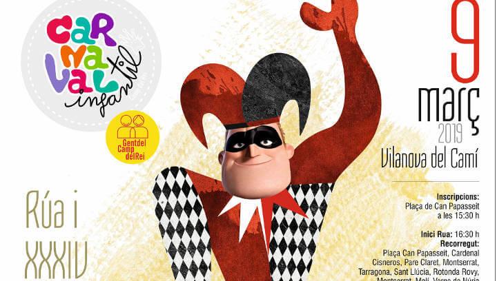 El Camp del Rei estrena nova dinamització del concurs de disfresses del Carnaval Infantil | ÀUDIO
