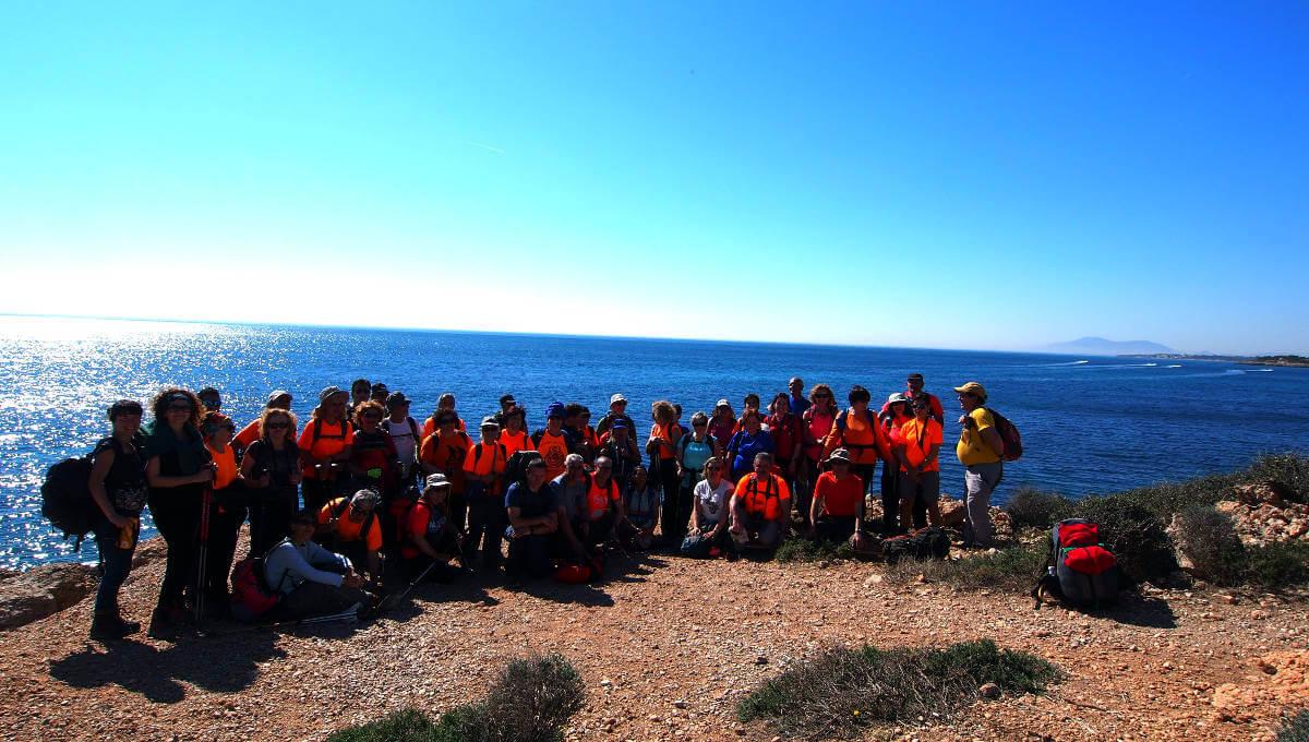 De l'Ametlla a l'Ampolla amb la Colla Excursionista de Vilanova del Camí