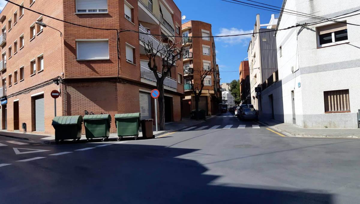 AVÍS | Les obres del pas elevat de Rafael de Casanovas obligaran a tallar el trànsit i a desplaçar la parada del bus