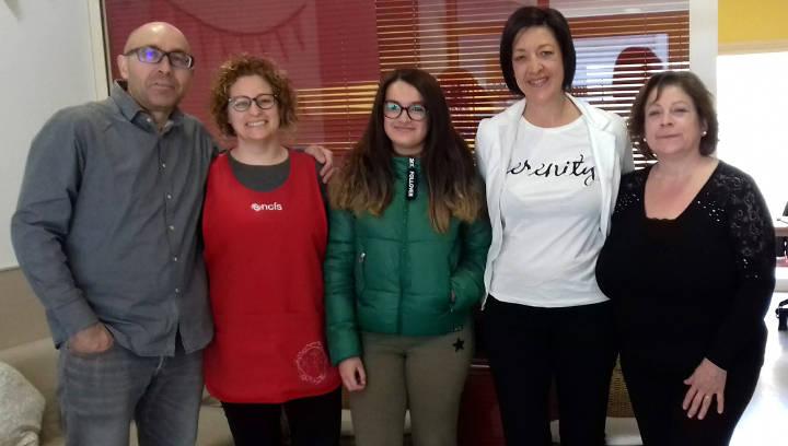 El Projecte Morera incorpora una nova alumna en pràctiques a llar d'infants La Baldufa