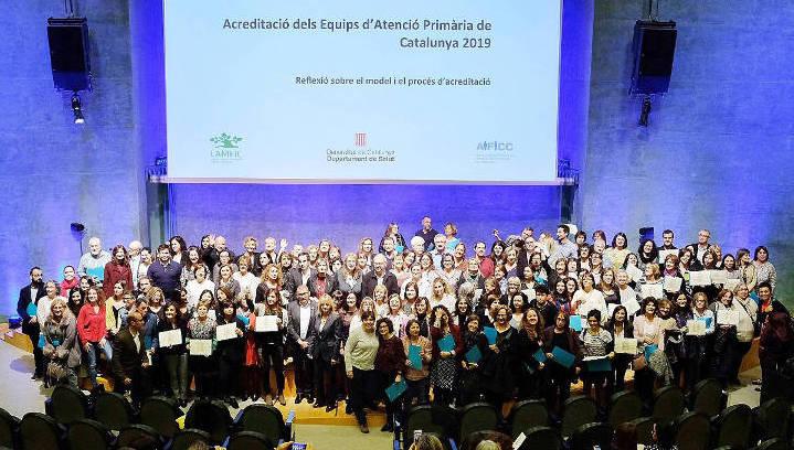 L'EAP de Vilanova del Camí és un dels 130 acreditats per Salut per bona pràctica asistencial