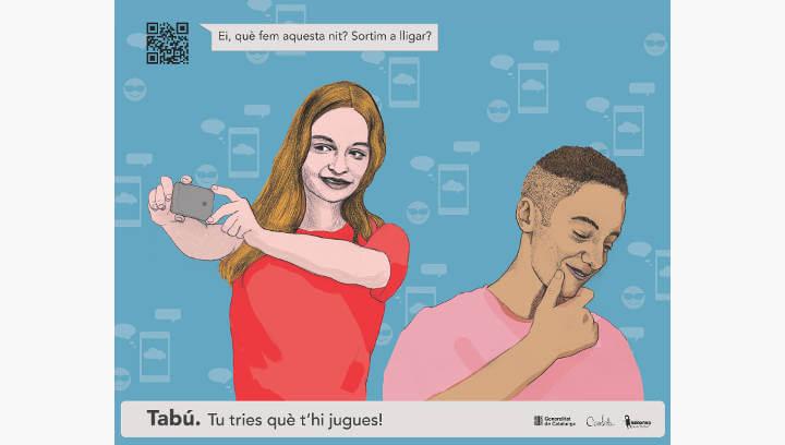 L'alumnat del Pla de les Moreres reflexiona sense tabús per trencar amb les violències sexuals