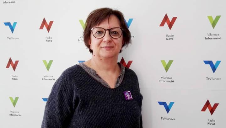 Alfonsa Santiesteban: 'CCOO Anoia defensa la vaga feminista des de la responsabilitat i l'aposta laboral col·lectiva' | ÀUDIO