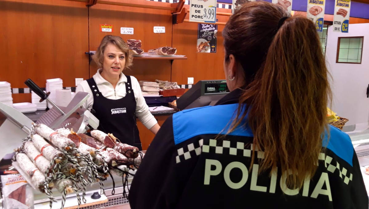 La nova campanya policial de Comerç Segur estrena l'aplicació DRAGAlert