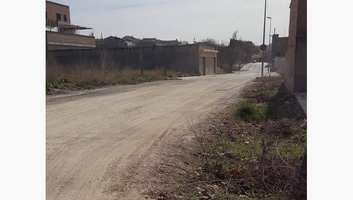 El Ple de Vilanova debatrà aquest dilluns sobre la proposta d'urbanització del carrer Joan Miró