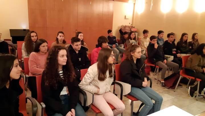 Visites culturals, història, art, fotografia i turisme configuren l'agenda de l'alumnat que participa a l'intercanvi entre Vilanova i Amilly