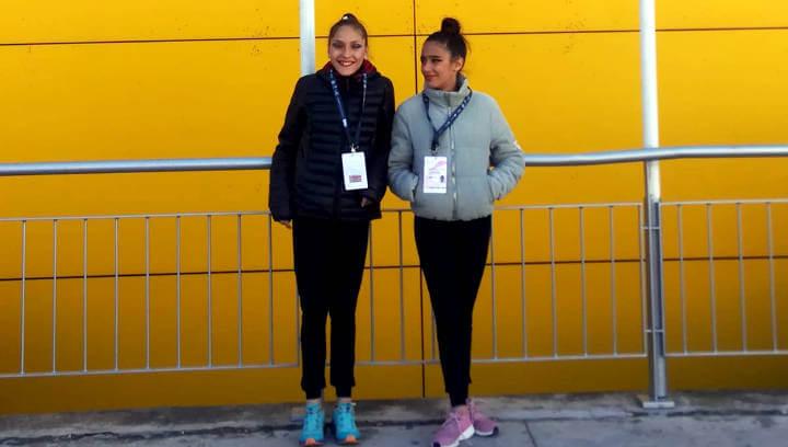 El Club Gimnàstic Ballerina participa al Campionat d'Espanya de gimnàstica rítmica