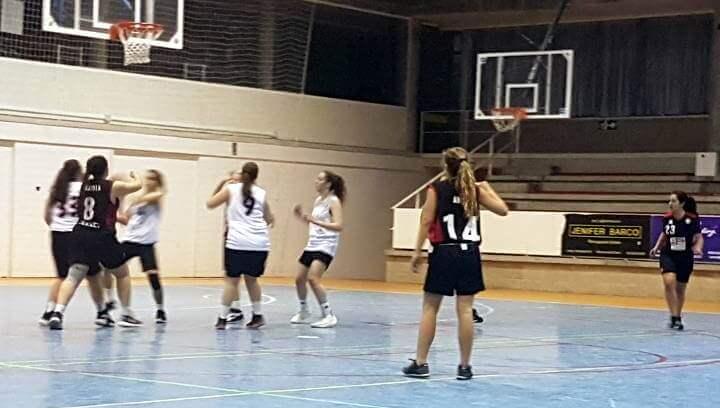 Torna la competició amb ple de victòries dels tres equips del Vilanova Bàsquet Club Endavant
