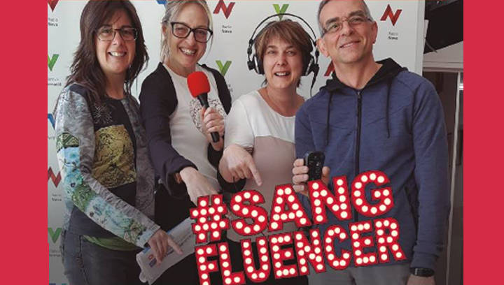 El Banc de Sang anima la ciutadania per superar les 250 donacions a la 13a Marató de Sang de Vilanova