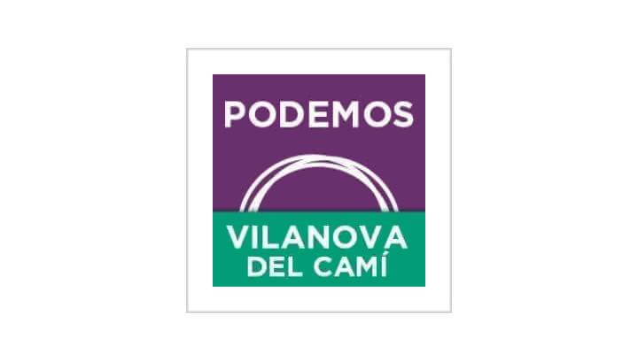 COMUNICAT DE PREMSA | PODEMOS sigue siendo un espacio de izquierdas necesario para transformar la sociedad vilanovina